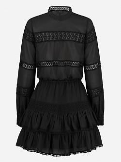 Nikkie Sadie Dress Zwart