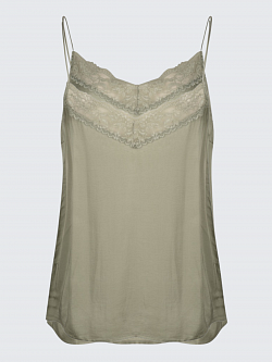 Top Satin Lace