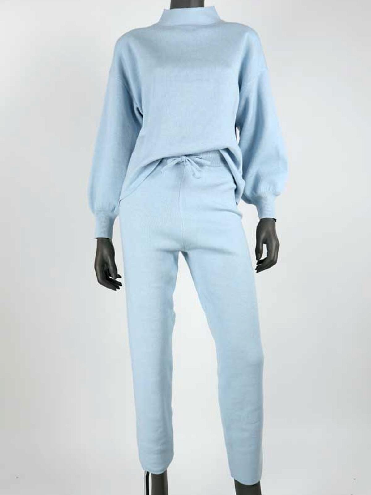Homewear blauw