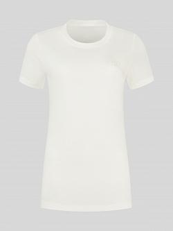 T-shirt Wit Basic