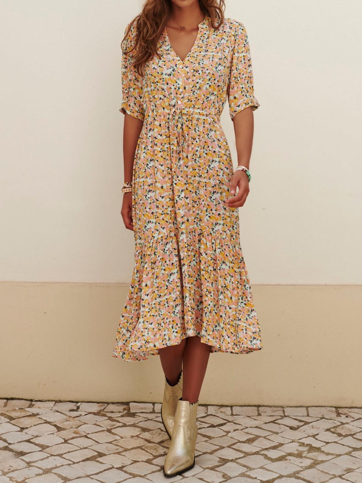 Dress Bouquet Multicolor