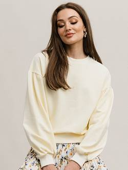 Cassandra Sweater Light Yellow
