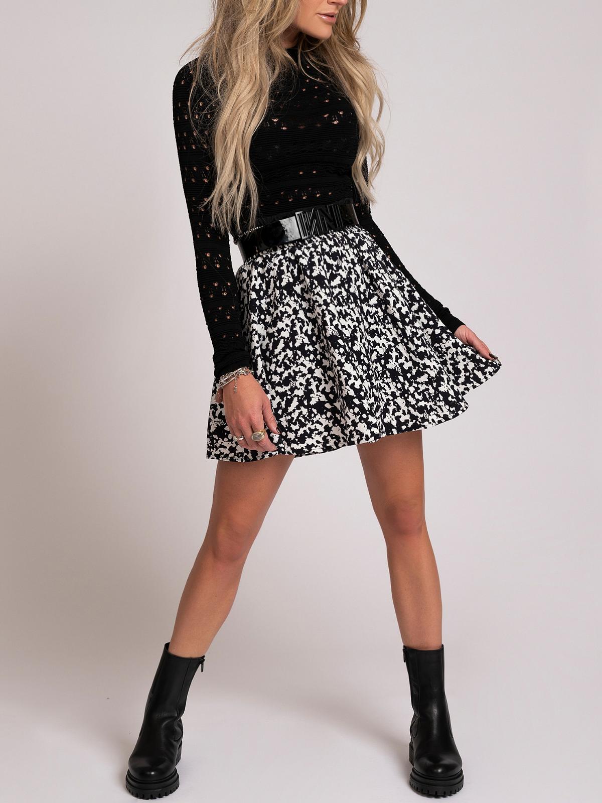 Nikkie Fauve Skirt